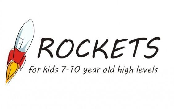 ROCKETS - program dla dzieci w klasach I - IV