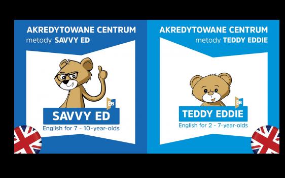 TEDDY EDDIE and his sock - program dla dzieci od 2 - 7 lat